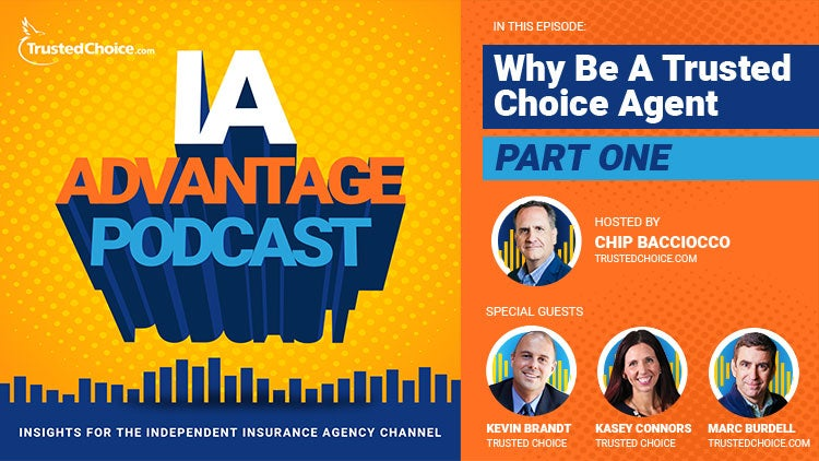 Why Be a Trusted Choice Agent? Part 1