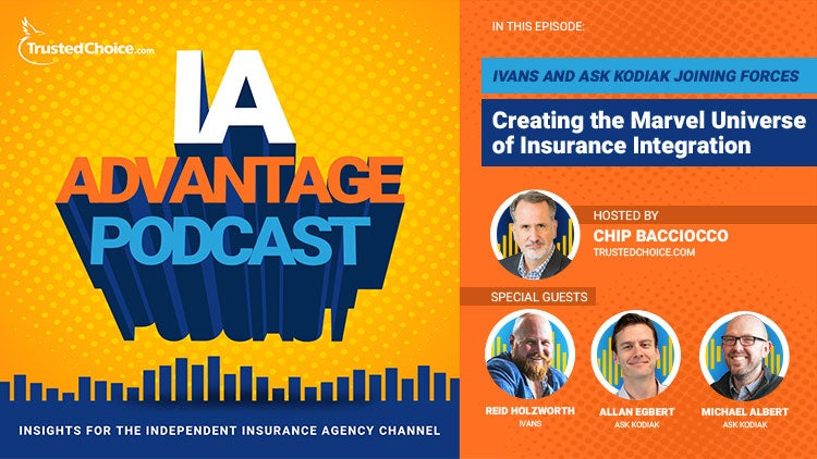 IVANS and Ask Kodiak Joining Forces: Creating the Marvel Universe of Insurance Integration