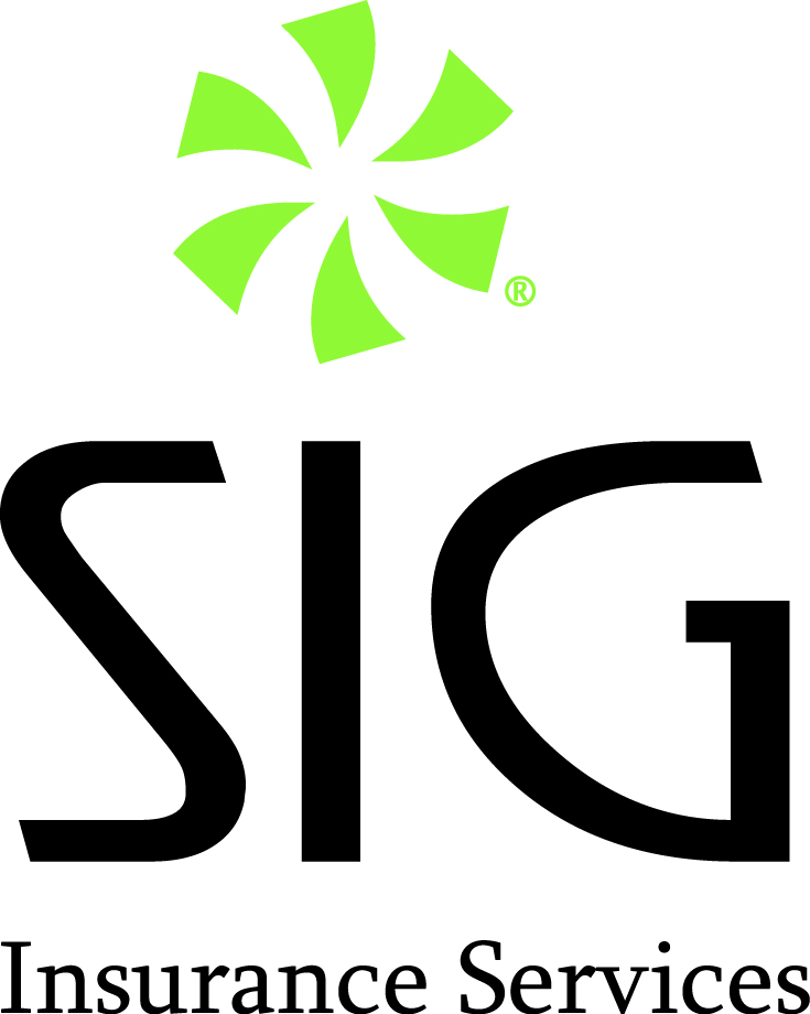 SIG/ Powell Insurance Group's logo
